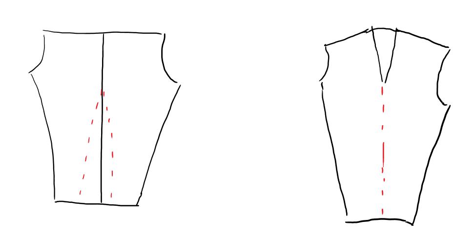 Hose (ähnlich Leggings) - Schnitt anpassen • Die Nähfabrik...