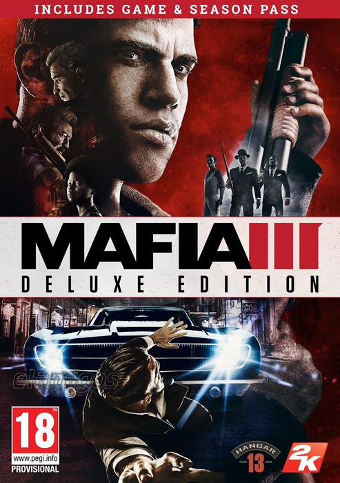 Mafia III (3) (2016)