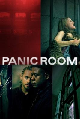 Panic Room (2002) FullHD 1080p H264 (HDTV)  ITA ENG DTS AC3 Subs