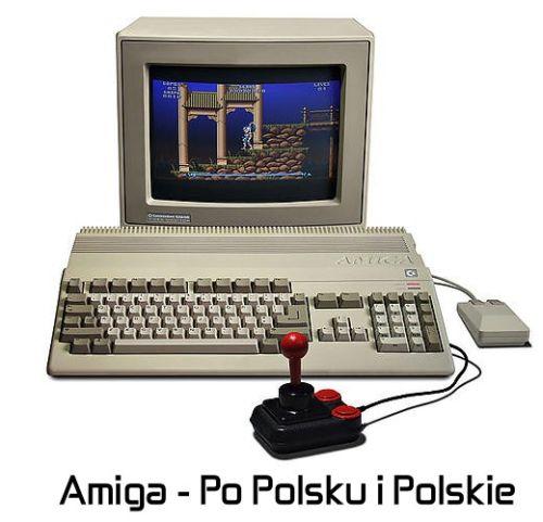 Amiga - Po Polsku i Polskie