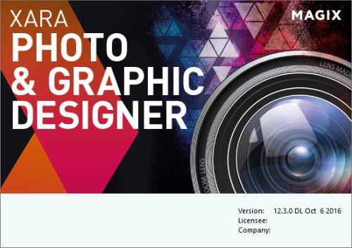 Xara Photo & Graphic Designer 365 12.3.0.46908