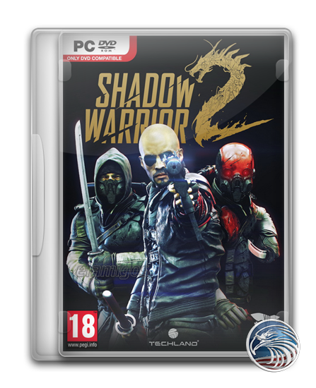 Shadow Warrior 2 Deluxe Edition v1 1 8 0 to v1 1 9 0 MULTi7 – ShadowEagle