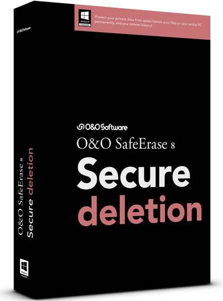 O&O SafeErase Professional v8.10 Build 254 (x86/x64)
