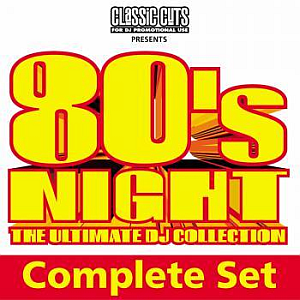 80s Night - The Ultimate Dj-Collection [16-CDs]