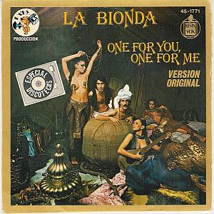 FLAC - La Bionda - Discography 1978-2009