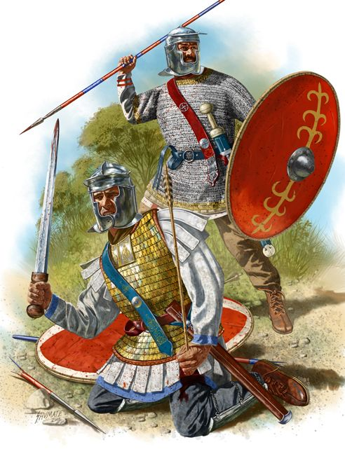 a history of the punic wars from 3rd to 2nd century before the birth of christ