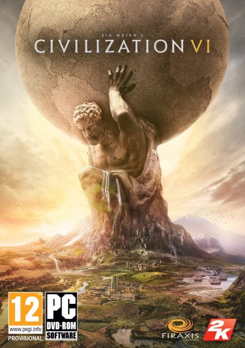 Sid Meier's Civilization VI (2016) R.G. Catalyst RePack / Polska Wersja Językowa
