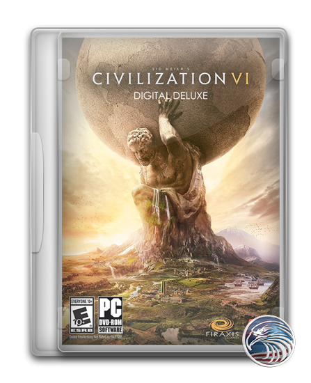 Sid Meiers Civilization VI Digital Deluxe Update 1 MULTi12 – ShadowEagle