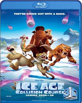 L'Era Glaciale: In rotta di collisione (2016) 3D H.OU .mkv BDRip 1080p ITA ENG DTS AC3 Subs OU