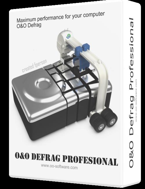 O&O Defrag Professional 20.5 Build 603 [ZAREJESTROWANA WERSJA]
