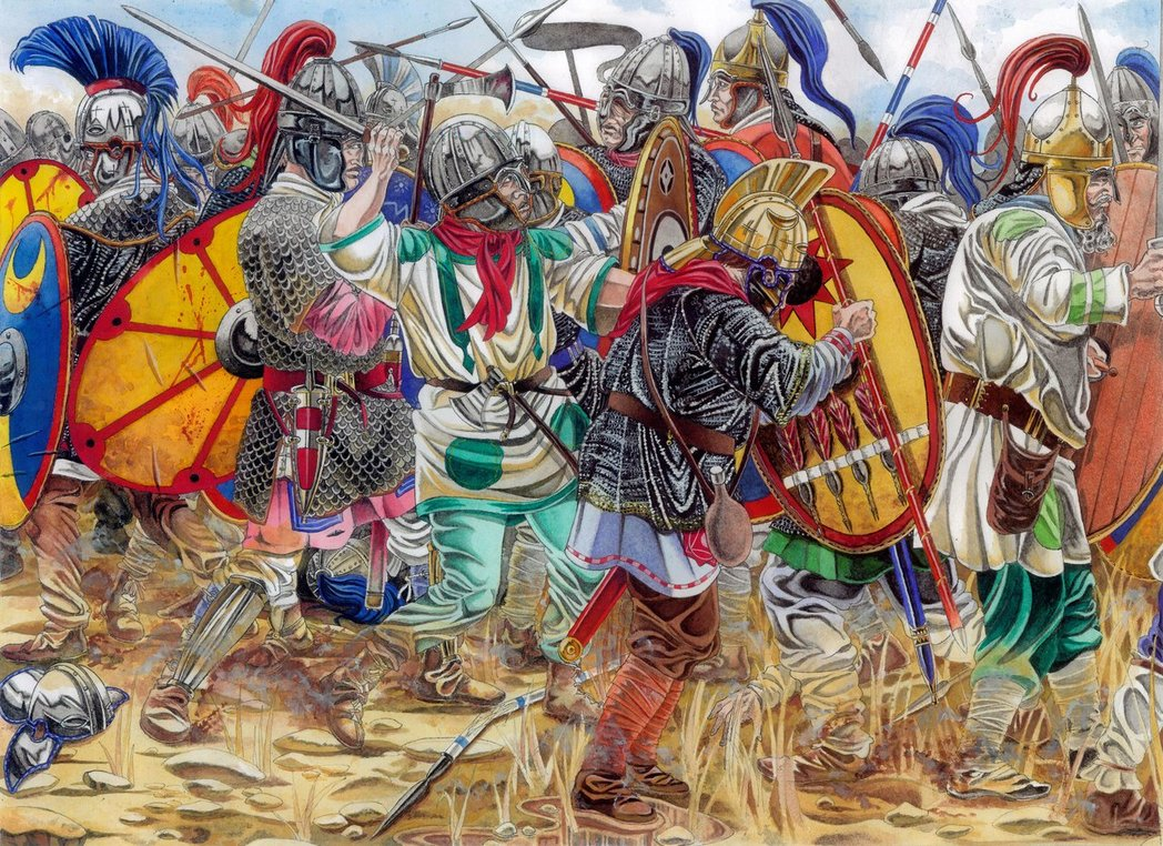 an analysis of the expanding and gaining strength of the roman army The roman army is the generic term for the terrestrial armed forces deployed by the kingdom of rome (to ca 500 bc), the roman republic (500-31 bc), the roman empire (31 bc - ad 476) and its successor, the byzantine empire (476-1453.