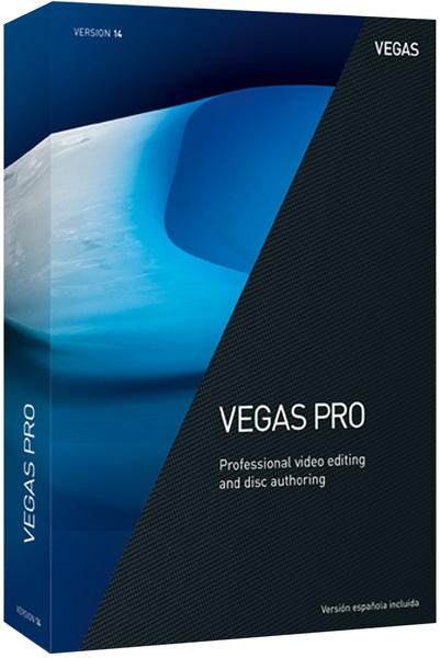 MAGIX Vegas Pro 14.0.0 Build 211 [ZAREJESTROWANA WERSJA]