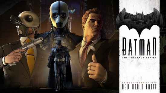 Batman The Telltale Series EP 1 to 3 Cracked – 3DM