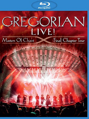Gregorian - Live! Masters of Chant: Final Chapter Tour 2016 BD-Rip 720p