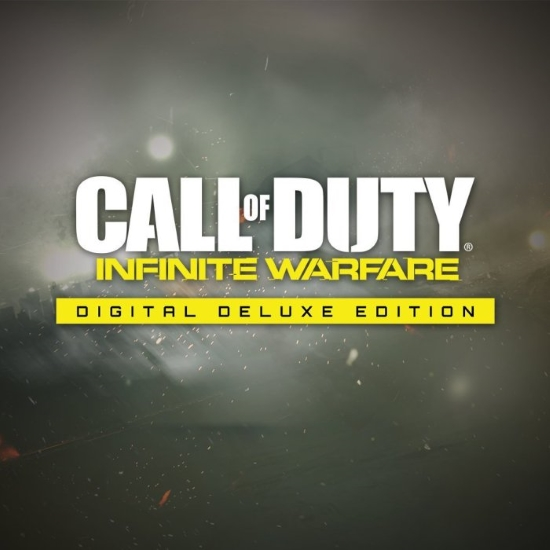Call of Duty Infinite Warfare Digital Deluxe Edition – ALI213