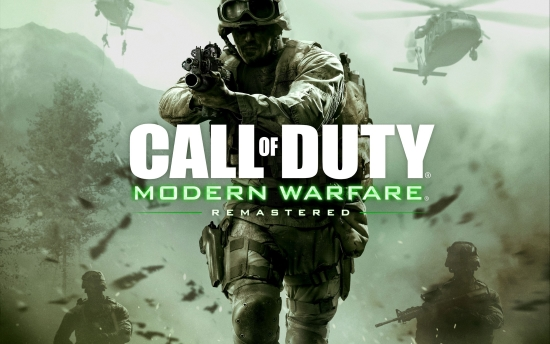 Call of Duty Modern Warfare Remastered German Language Pack – ShadowEagle
