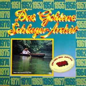 Das Goldene Schlager Archiv - 1960-1989 [30-CDs]