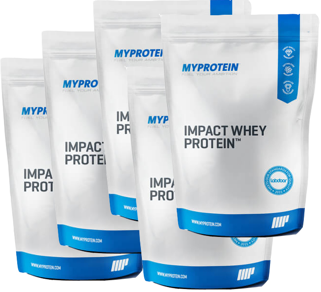 11lbs myprotein impact whey 5 x free selection. Black Bedroom Furniture Sets. Home Design Ideas