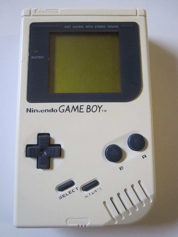 nintendo gameboy konsole handheld weiss white magic play. Black Bedroom Furniture Sets. Home Design Ideas