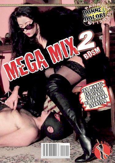 MegaMix 2 BDSM - Padrona Isabella Cover