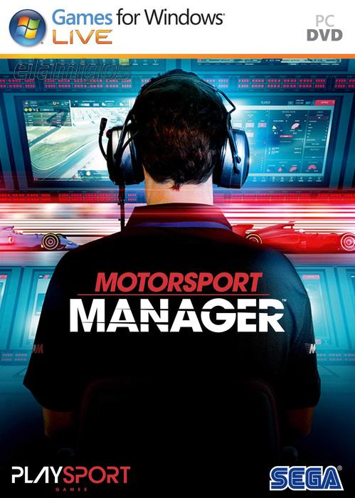 Motorsport Manager (2016)