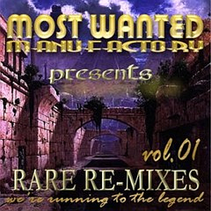 Most Wanted - Rare Remixes [30-CDs]