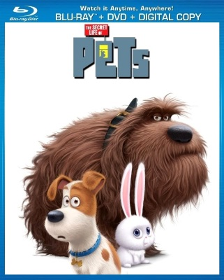 Pets - Vita da animali (2016) 3D H.OU .mkv BDRip 1080p ITA ENG AC3 Subs