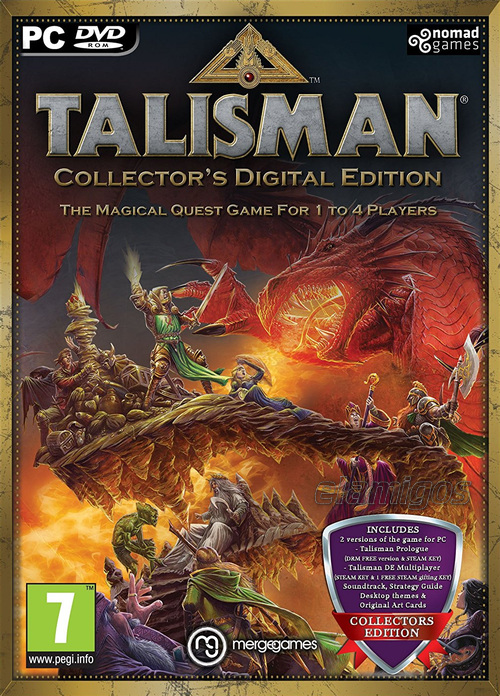 Re: Talisman: Digital Edition (2014)