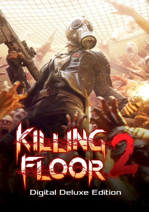 Killing Floor 2: Digital Deluxe Edition (2016) FitGirl Repack / Polska Wersja Językowa