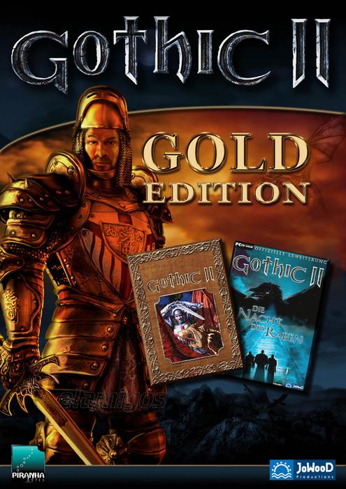 Gothic 2 Gold Edition Multi6 Elamigos Pc Spiele