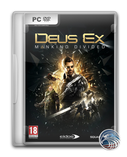 Deus Ex Mankind Divided v2 MULTi8 – ShadowEagle