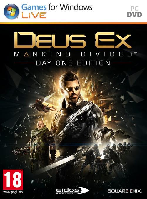 Re: Deus Ex Mankind Divided