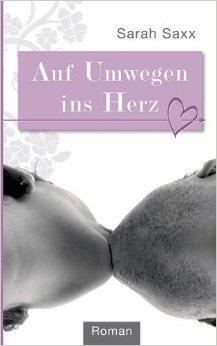 Buch Cover für Auf Umwegen ins Herz