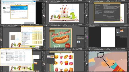 Screenshop for the video course: PSD Tutorials - Neues in der Creative Cloud: Illustrator