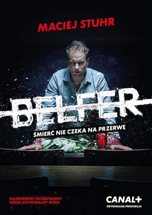 Belfer (2016) [SEZON 1] PL.720p.HDTV.XviD.AC3-KiT / Polski serial