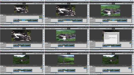Kurs Vorschau: Video2Brain - Videos bearbeiten mit Premiere Elements 15