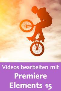 Kurs Cover for Video2Brain - Videos bearbeiten mit Premiere Elements 15