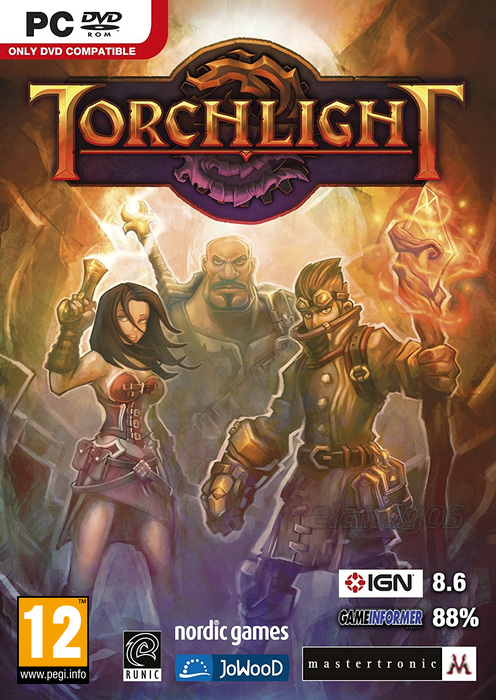Re: Torchlight CZ (2009)