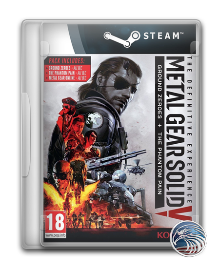 Metal Gear Solid V The Definitive Edition v2 MULTi8 – ShadowEagle