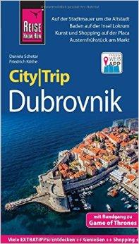 Buch Cover für Reise Know-How CityTrip Dubrovnik: Reiseführer mit Faltplan und kostenloser Web-App