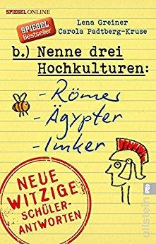 Buch Cover für Nenne drei Hochkulturen