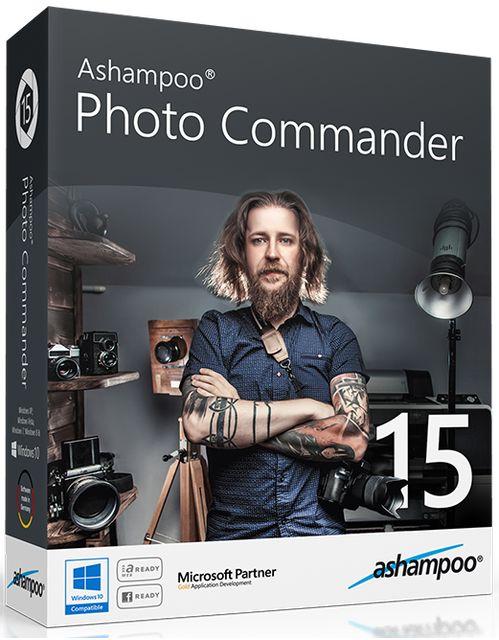 Ashampoo Photo Commander 15.0.2 MULTI-PL