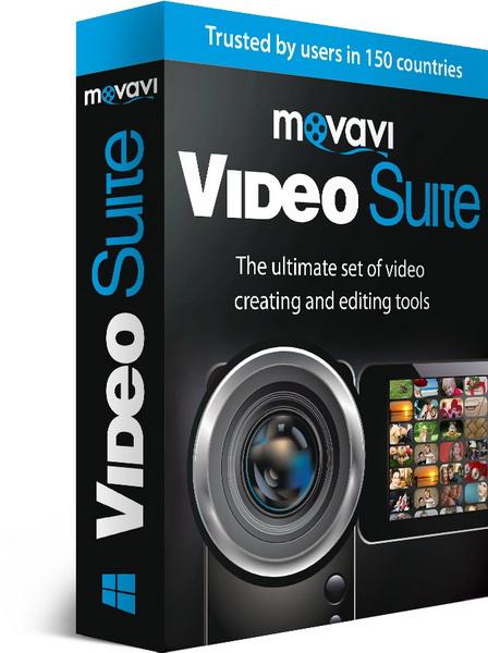 Movavi Video Suite 16.0.2 MULTI-PL