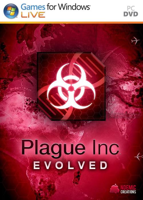 Plague Inc: Evolved (2016) R.G. Freedom RePack / Polska Wersja Jêzykowa