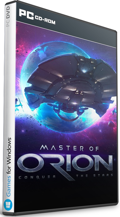 Master of Orion: Revenge of Antares (2016)  R.G. Catalyst RePack / Polska Wersja Jêzykowa