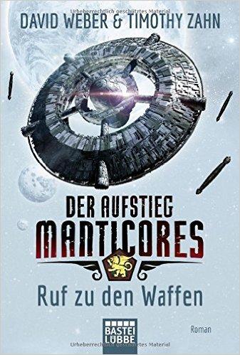 Buch Cover für Der Aufstieg Manticores: Ruf zu den Waffen Manticore-Reihe, Band 2