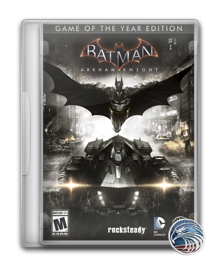 Batman Arkham Knight Game of the Year Edition MULTi9 – ShadowEagle