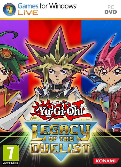 Yu Gi Oh / Yu-Gi-Oh! Legacy of the Duelist (2016)
