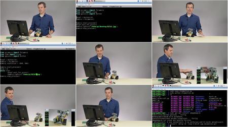 Vorschau für den Kurs Raspberry Pi: Der Video-Kurs für Entdecker und Bastler