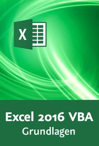 Kurs Cover: Video2Brain - Excel 2016 VBA – Grundlagen